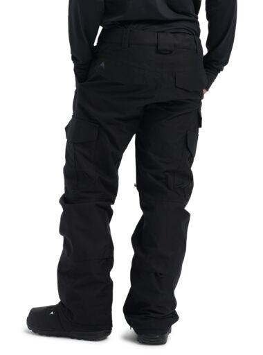 BURTON Cargo Snowboard Pants True Black 2020 MENS OUTERWEAR - Men's Snowboard Pants Burton