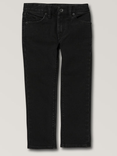 VOLCOM Vorta Boys Denim Blackout