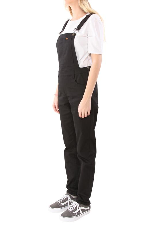 PLENTY Weekender Overalls Women's Black
