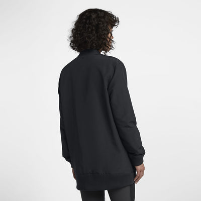 HURLEY Reversible Tunic Bomber Jacket Women's WOMENS APPAREL - Women's Street Jackets Hurley