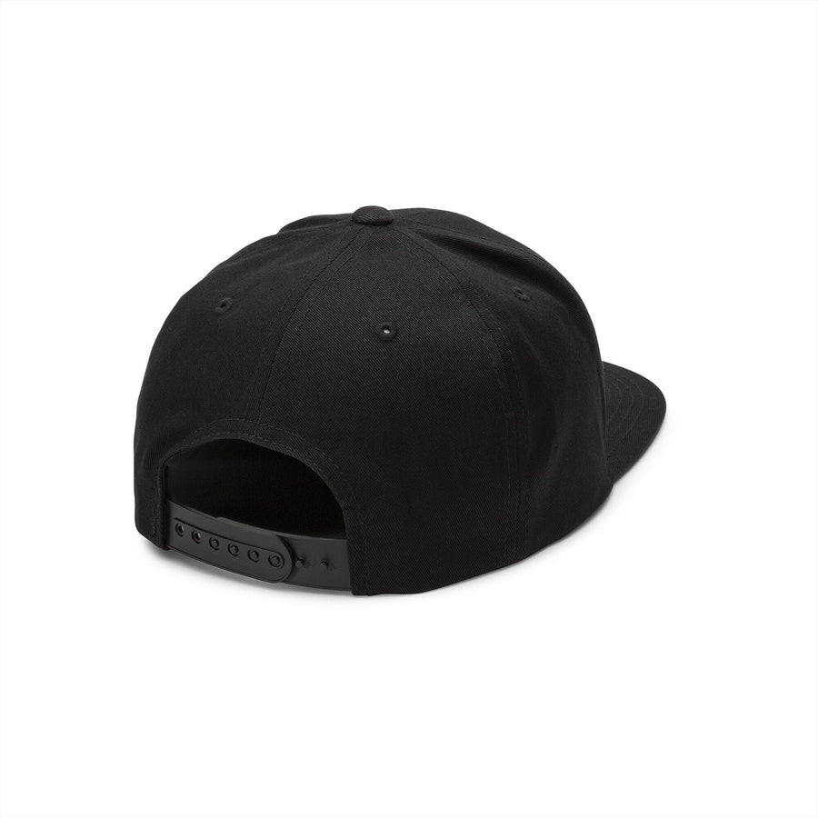 VOLCOM Quarter Snapback Hat Youth Gold KIDS APPAREL - Boy's Hats Volcom