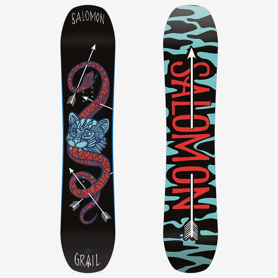 SALOMON Grail Youth Snowboard 2020