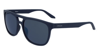 DRAGON Cove Matte Navy - Lumalens Petrol Ion Sunglasses SUNGLASSES - Dragon Sunglasses Dragon