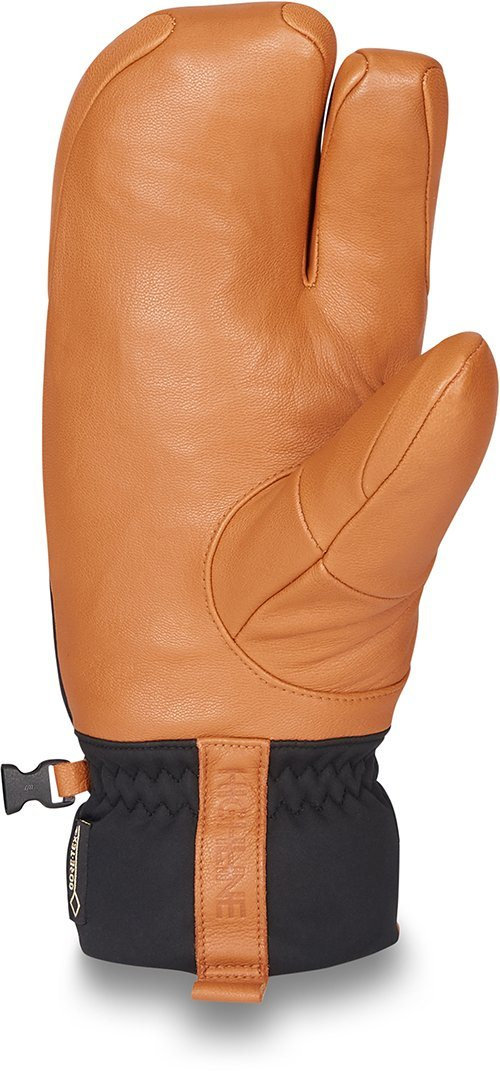 DAKINE Baron GORE-TEX Trigger Mitt Ginger WINTER GLOVES - Men's Snowboard Gloves and Mitts Dakine