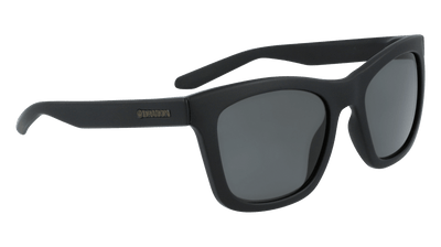 DRAGON Aria Matte Black - Lumalens Smoke Sunglasses SUNGLASSES - Dragon Sunglasses Dragon