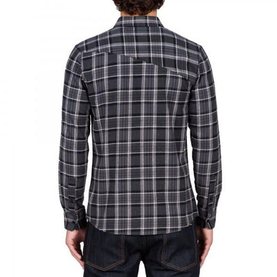 VOLCOM Gaines Flannel MENS APPAREL - Men's Long Sleeve Button Up Shirts Volcom