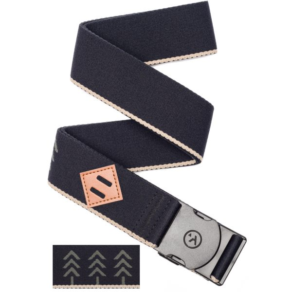 ARCADE Blackwood Adventure Belt Black/Khaki