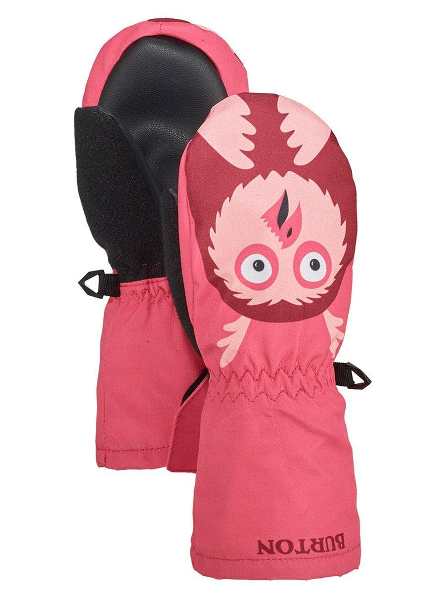 BURTON Grommitt Toddler Mitt Owl WINTER GLOVES - Youth Snowboard Gloves and Mitts Burton