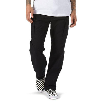 VANS Draft Cargo Pant MENS APPAREL - Men's Pants Vans BLACK 28