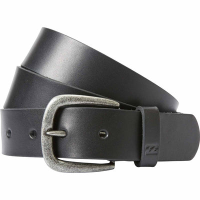BILLABONG Slicker Belt MENS ACCESSORIES - Men's Belts Billabong BLACK S