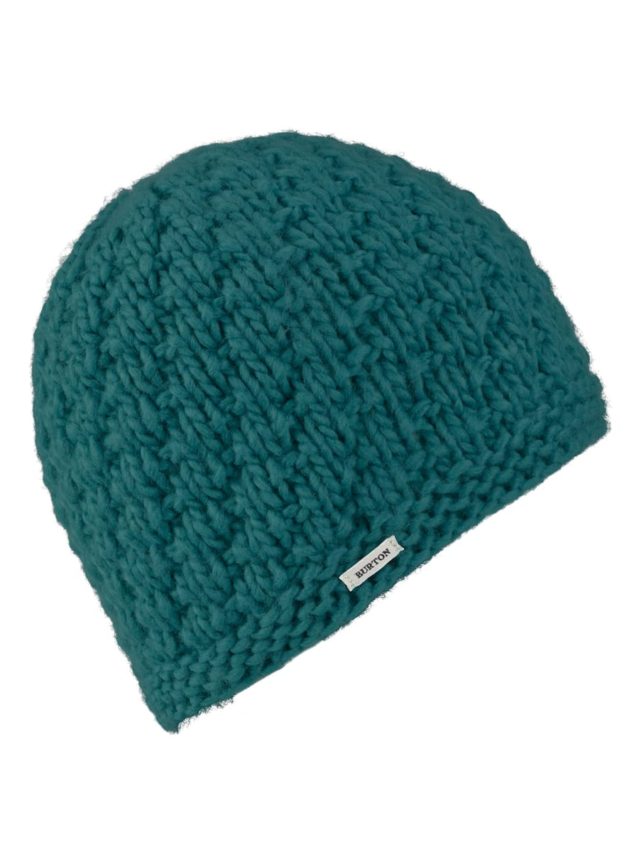 BURTON Big Bertha Beanie Women's Balsam WOMENS ACCESSORIES - Women's Beanies Burton
