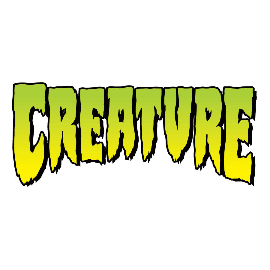 CREATURE Logo 4in Sticker