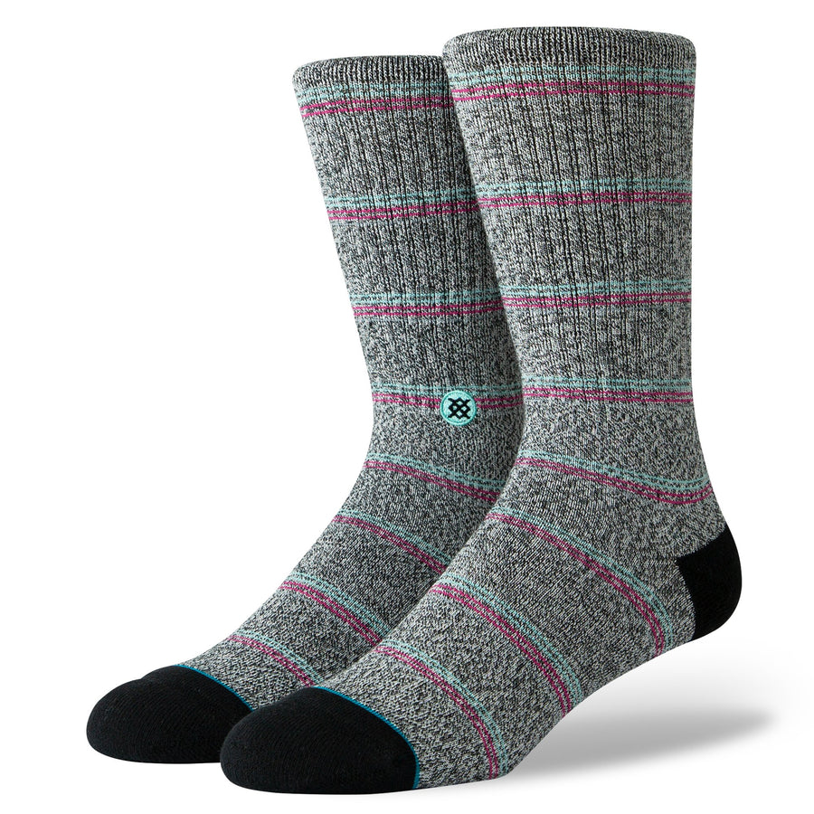 STANCE Saguaro Socks Black MENS ACCESSORIES - Men's Socks Stance