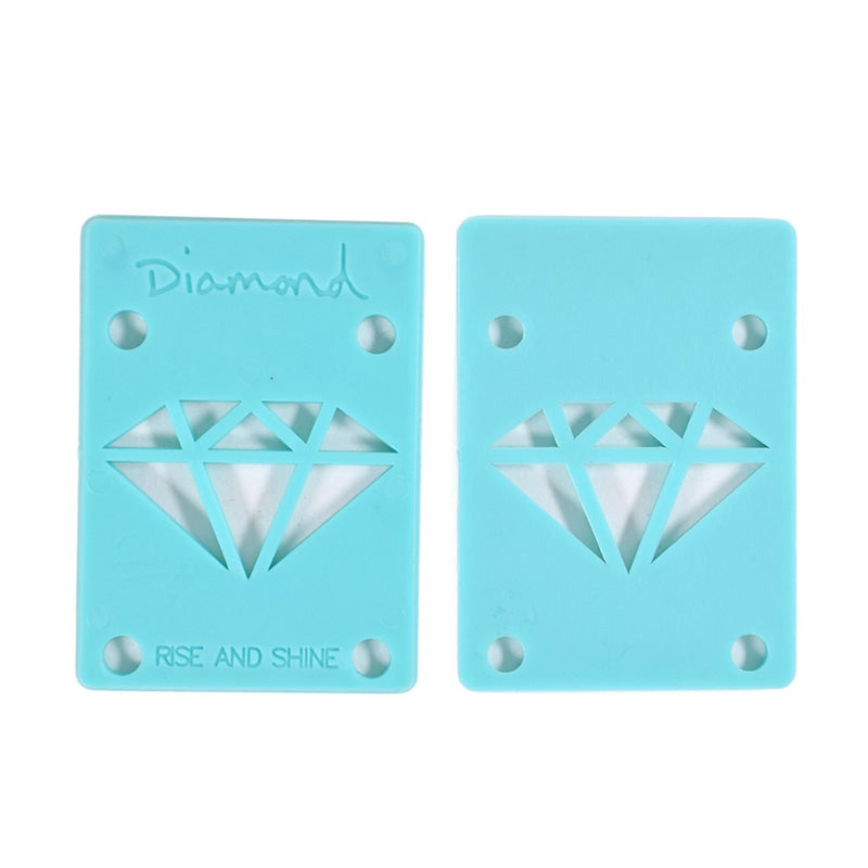 "DIAMOND Rise & Shine Diamond Blue 1/8"" Riser Pads"