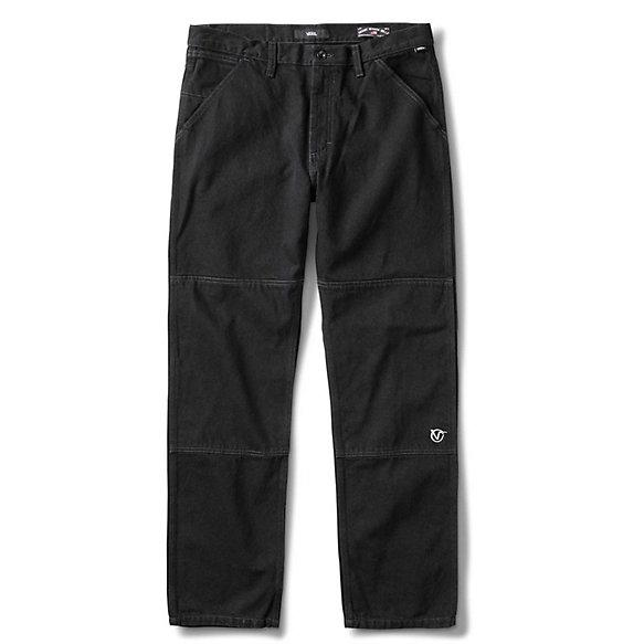 VANS V96 Relaxed RZ Denim Jeans Black