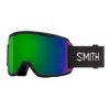 SMITH Squad Black - ChromaPop Sun Green Mirror + Yellow Snow Goggle