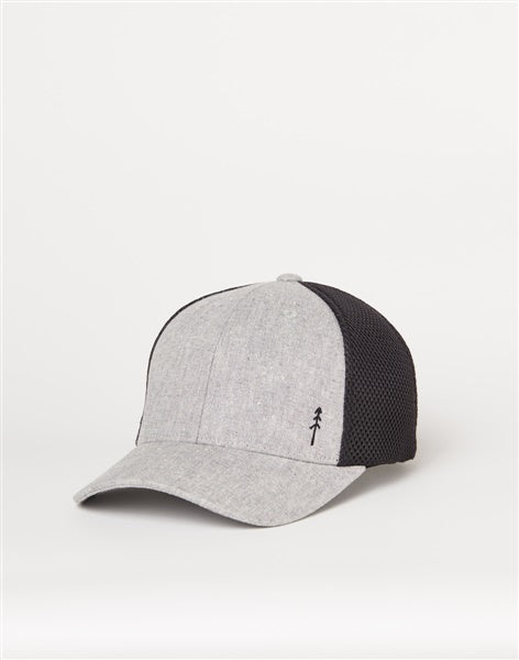 TENTREE Thicket Hat Hi Rise Grey Heather