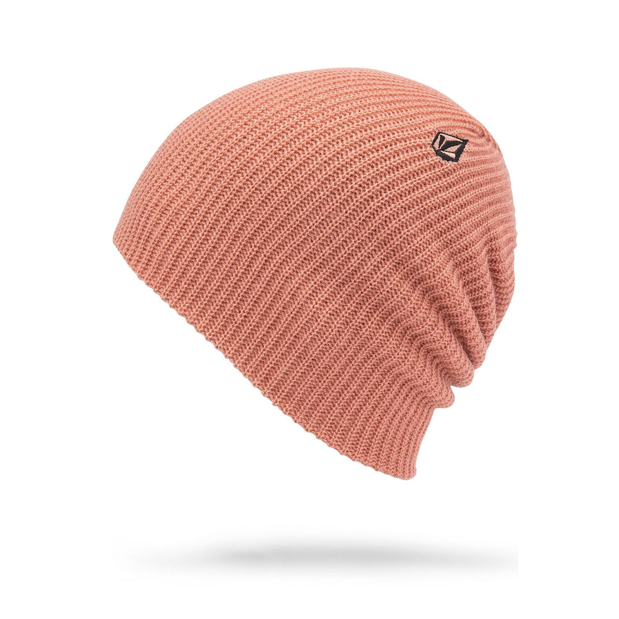 VOLCOM Power Beanie Women's Mauve WOMENS ACCESSORIES - Women's Beanies Volcom