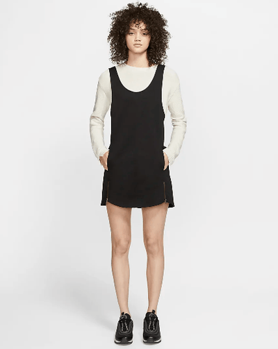 HURLEY Sueded Zip Jumper Women's Black WOMENS APPAREL - Women's Jumpers and Rompers Hurley
