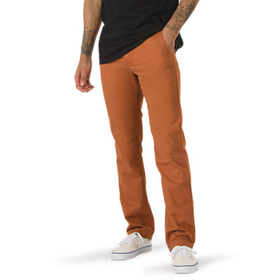VANS Authentic Stretch Pant Argan Oil MENS APPAREL - Men's Pants Vans 30