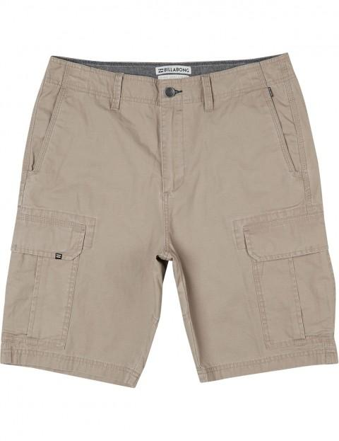 BILLABONG Scheme Cargo Shorts Camo MENS APPAREL - Men's Walkshorts Billabong