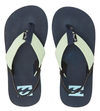 BILLABONG Stoked Sandals Kids Dark Indigo FOOTWEAR - Youth Sandals Billabong