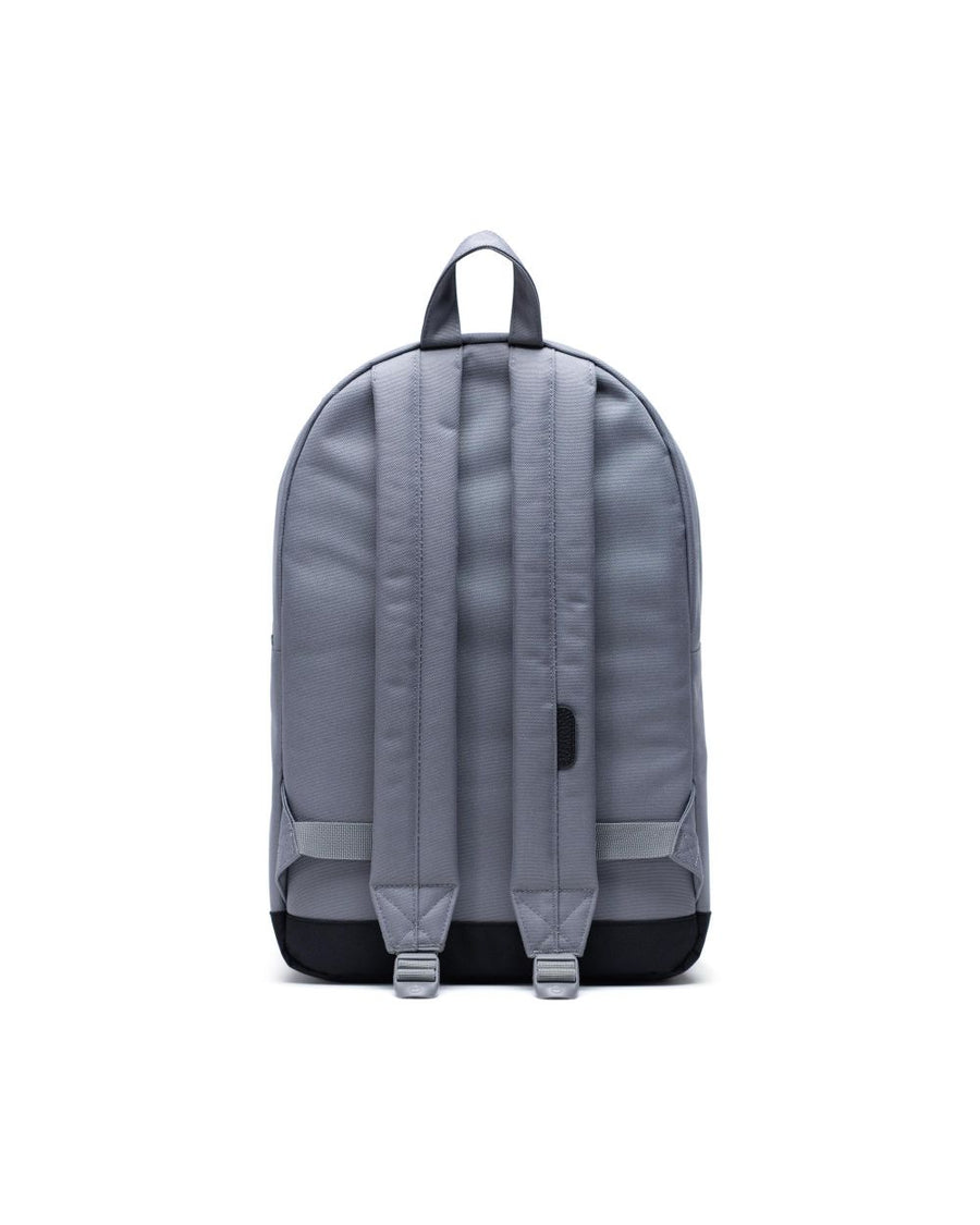 HERSCHEL Pop Quiz Backpack Grey/Black ACCESSORIES - Street Backpacks Herschel Supply Company