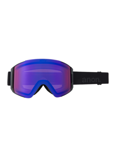 ANON Sync Smoke - Perceive Sunny Onyx + Perceive Variable Violet Snow Goggles
