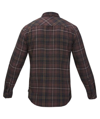 HURLEY Vedder Washed L/S Button Up El Dorado MENS APPAREL - Men's Long Sleeve Button Up Shirts Hurley