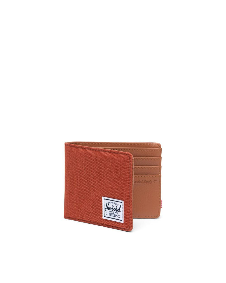HERSCHEL Hank Wallet Picante Crosshatch