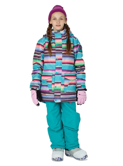 BURTON Elstar Girl's Snowboard Jacket 2018 YOUTH INFANT OUTERWEAR - Youth Snowboard Jackets Burton
