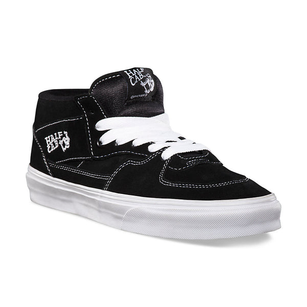 VANS Half Cab Shoes Black