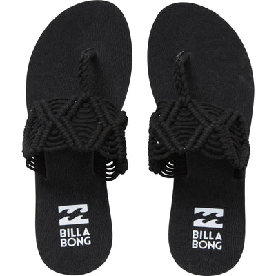 BILLABONG Setting Free 2 Sandals Women's FOOTWEAR - Women's Sandals Billabong BLACK 9