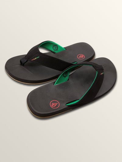 VOLCOM Victor Sandals Jah FOOTWEAR - Men's Sandals Volcom
