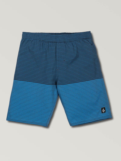 VOLCOM Lido Heather Boardshorts Boys Free Blue