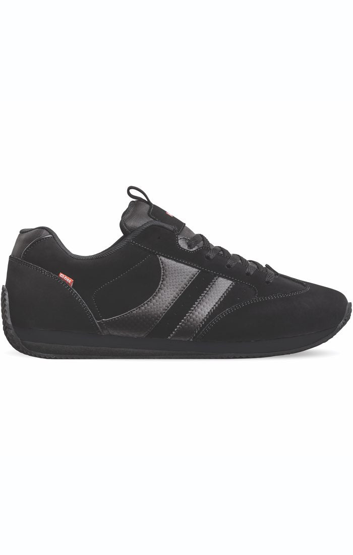 GOBE Pulse Evo Shoes Black/Black FOOTWEAR - Men's Skate Shoes Globe 10