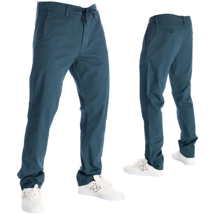 RDS TJ Signature Chino Pant Steel Blue MENS APPAREL - Men's Pants RDS