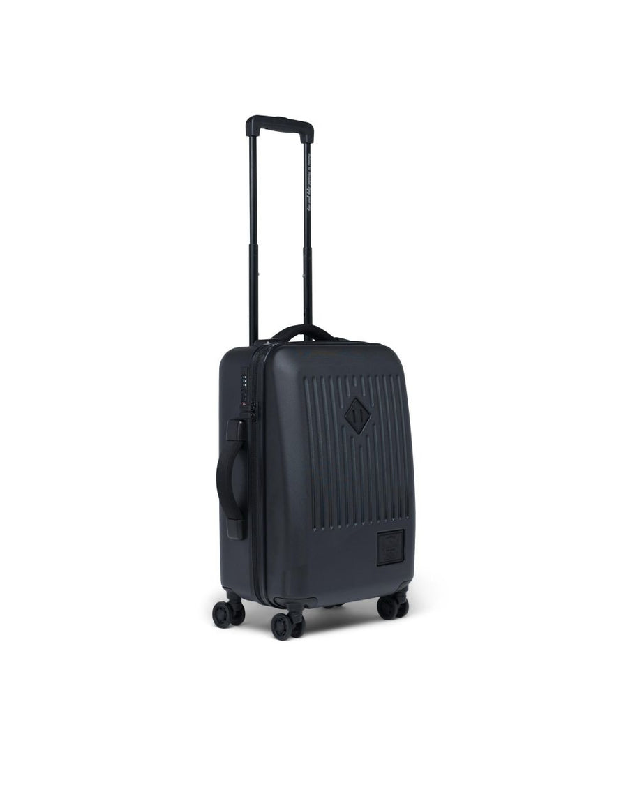 HERSCHEL Trade Power Carry-On Luggage Black/Black ACCESSORIES - Luggage Herschel Supply Company