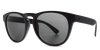 ELECTRIC Nashville XL Matte Black - OHM Grey Sunglasses SUNGLASSES - Electric Sunglasses Electric