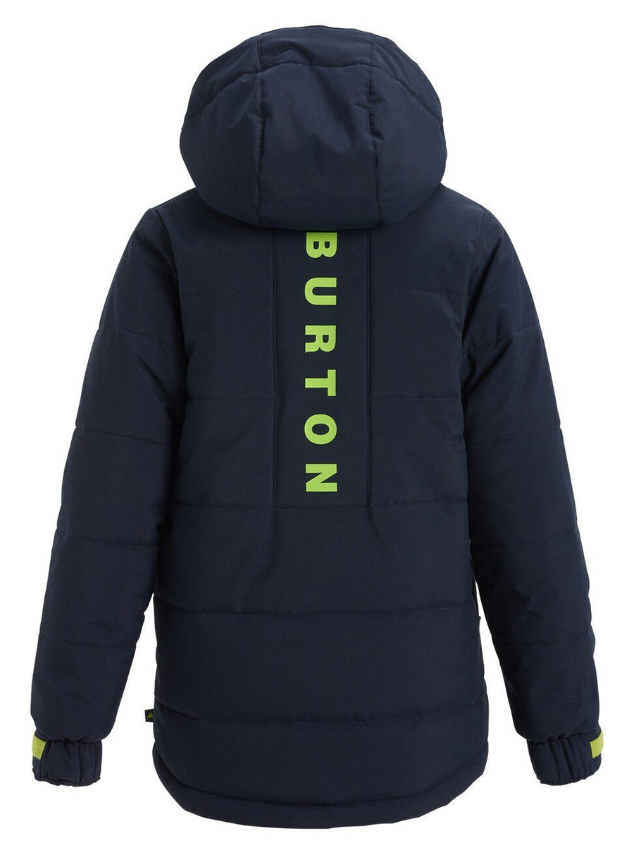 BURTON Ropedrop Boys Snowboard Jacket Dress Blue 2020