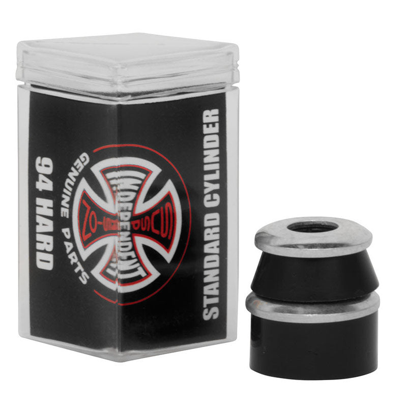INDEPENDENT Standard Cylinder Hard Black Skateboard Bushings