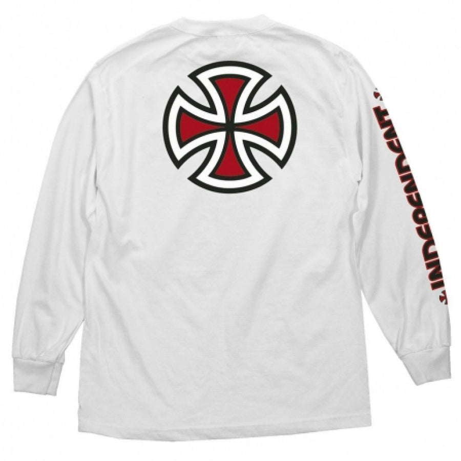 INDEPENDENT Bar Cross L/S T-Shirt