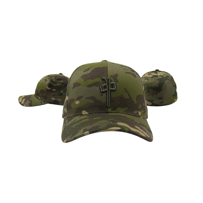RDS OG Puffy Flexfit Hat Camo MENS ACCESSORIES - Men's Baseball Hats RDS