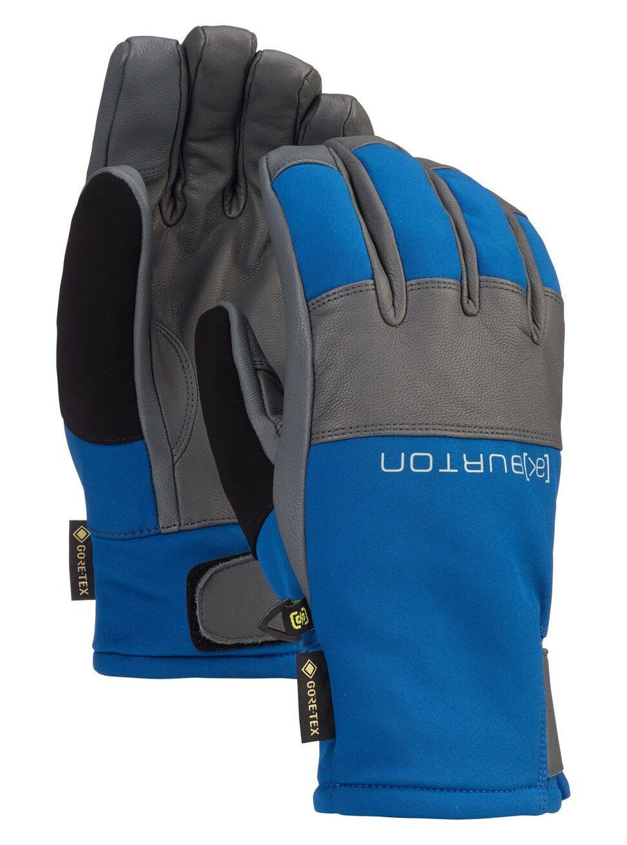 BURTON [ak]® GORE-TEX Clutch Glove Classic Blue WINTER GLOVES - Men's Snowboard Gloves and Mitts Burton