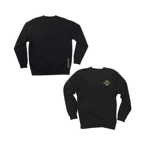 INDEPENDENT Baseplate Crewneck Sweater MENS APPAREL - Men's Sweaters and Sweatshirts Independent