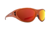 SPY Scoop 2 Metallic Orange - HD+ Green w/ Orange Spectra Sunglasses