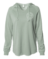 FREERIDE Okanagan Badge Pullover Hoodie Women's Sage WOMENS APPAREL - Women's Pullover Hoodies Freeride
