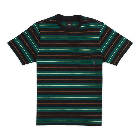 VANS Harmon Boys T-Shirt Black