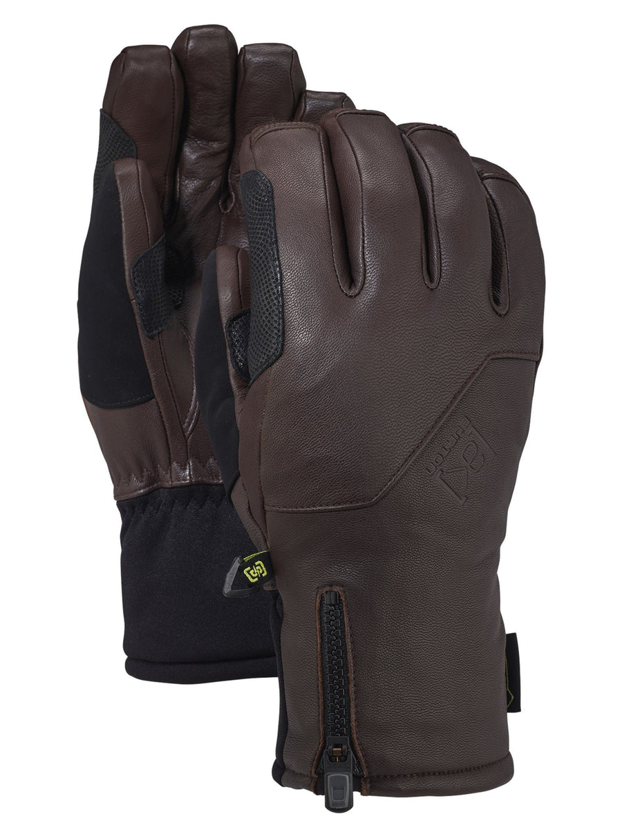 BURTON [AK] Gore-Tex Guide Snowboard Glove Medium Brown