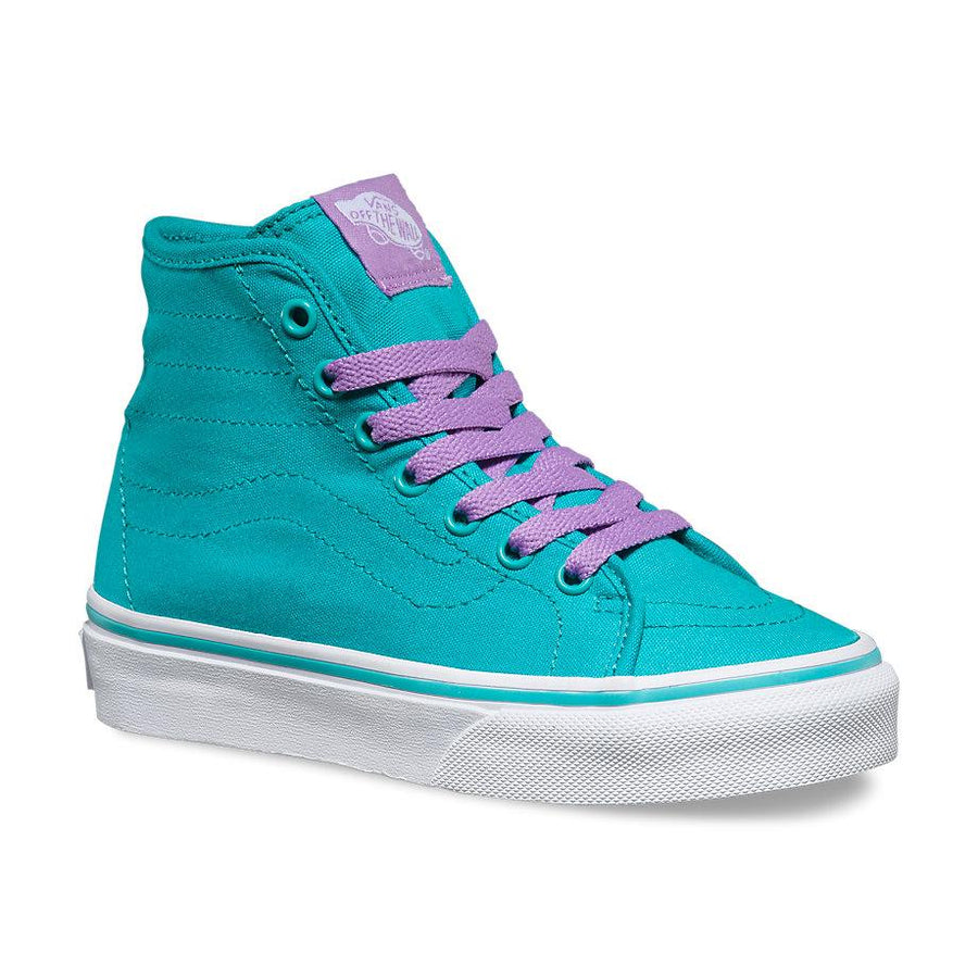 VANS Kids Sk8-Hi Decon Shoe FOOTWEAR - Youth and Toddler Skate Shoes Vans